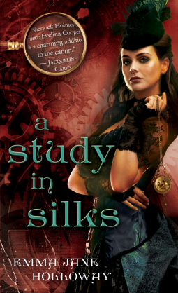 A Study In Silks By Emma Jane Hollaway