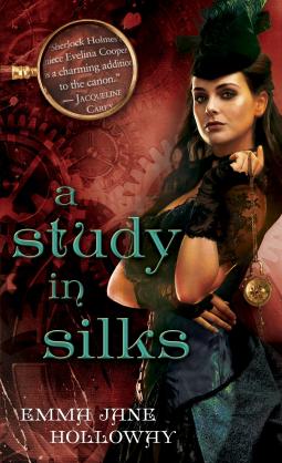 A Study In Silks By Emma Jane Hollaway